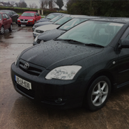 second hand toyota cars cavan
